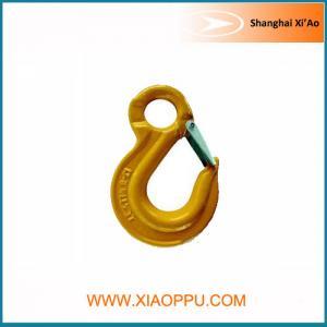 Buy cheap European Eye Slip Self-locking G80 Rigging Hook from wholesalers