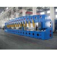 China Groove Milling Steel Plate Bevelling Machine for Preparing Longitudinal Welding Seam Double Heads on sale