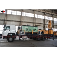 China Diesel Engine JCDRILL CSD 200A 200m Water Well Drilling Rig for sale