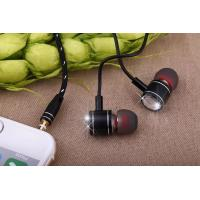 Best Newest Wired Headphone Earphone Stereo Sports Headsets with Microphone and Control Talk wholesale