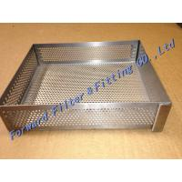 China Fabricated Stainless Steel Trays For The Pharmaceutical Industry on sale