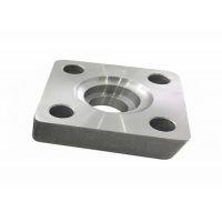 Quality UNS32205 0.11mm Thick Astm A182 Flanges Carbon Steel Flanged Fittings for sale