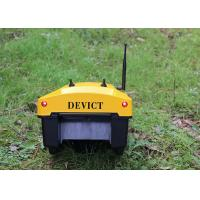 Quality Yellow rc fishing bait boat DEVC-113 remote range 350m fishing tackles for sale