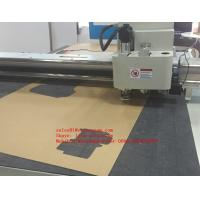 Buy cheap Corrugated Liner Boxboard Sampling Prototype Knife Cutting System Plotter from wholesalers
