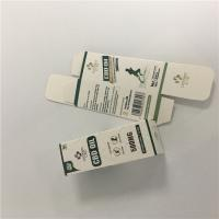 China Custom Printed CBD Oil Bottle Paper Tube Packaging Cylinder Box With Gold Stamping on sale