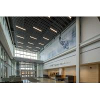 Quality Aluminum Vertical Screen Ceilings Modern Decorative Suspended Acoustically for sale