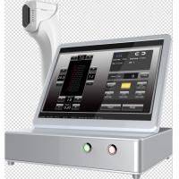 Quality High Intensity Focused Ultrasound Machine For Face , Hifu Beauty Machine 4.5mm Hand Piece for sale