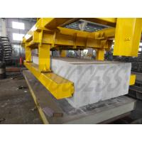 Full Automatic AAC Block Production Line / Concrete Making Machine