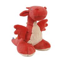 Quality Red Winged Dino Dragon Plush Toys for sale