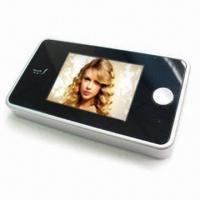 Quality Digital Door Viewer,Peephole Viewer,2.8-inch LCD,Easy to Change Batteries without Disassemble for sale