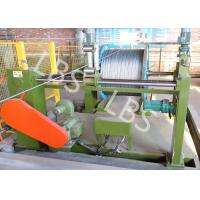 Quality 100m - 10000m Electric Driven Spooling Winch With Lebus Grooved Drum for sale