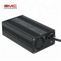 Quality 12V 8A Aluminium Alloy with Fan lithium battery charger for E-bike CE for sale