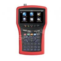 Quality HD 6960 Satellite Signal Finder Meter With 4.3 Inch  LCD Screen High Definition for sale