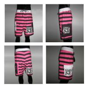 China 2017 Hot Sale Men's Swim Beach Board Shorts Custom Printing Board Shorts on sale
