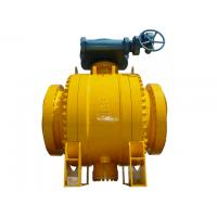 Quality Side Entry Trunnion Ball Valve for sale