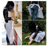 China High Quality Disposable PE Apron on sale
