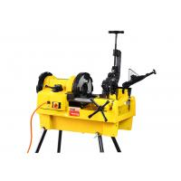 China 1224 Power Electric Pipe Threading Machine With 1/2-Inch To 4 Inch Pipe Dies on sale