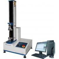 Buy cheap Optional Capacity Compression Testing Machine 0.5 To 500mm / Min With Usa Sensor from wholesalers