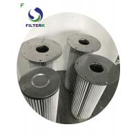 China Silicon Powdered Custom Air Filters , Anti Static Dust Extraction Filters on sale