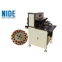 Quality PLC And Touch Screen Control Automatic Ceiling Fan Stator Winding Machine for sale