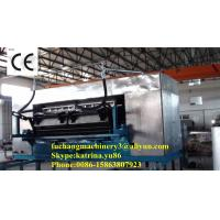 Quality Paper Pulp Molding Egg Tray Machine with CE Certificate for sale