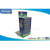 Best Juice Promotion Pallet Fruit Cans Pop Display Stand Gondola Display Rack wholesale