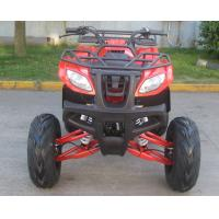 China Water Cooled 4 Wheel All Terrain Vehicle ATV 150CC With 3.9HP Chain Drive on sale
