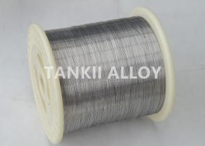 Quality Heat Resistant Alloys / Heat Resistant Wire  X20H80/NiCr8020 For coils&heating elements for sale