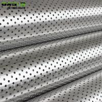 Quality Beveled End Perforated Stainless Steel Tube Screens High Performance For Oil Well for sale