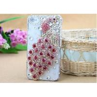 Quality Fashion for iPhone4 Cover with Peacock (CCE-003) for sale