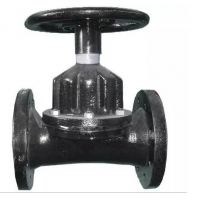 Quality Straightway Diaphragm ANSI150 Ductile Iron Gate Valve for sale