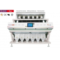 China Mineral Quartz Silican Color Seperation Machine With Power Less 3.6KW AC220V/60HZ for sale