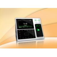 Best Electronic Facial Recognition Time Attendance System , Face Attendance Machine with TCP/ IP wholesale
