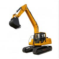 Quality 18 Ton Crawler Hydraulic Excavator Rated Speed 4.2km/H Bucket Capacity 0.8m3 for sale