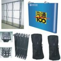 China pop up displays, banner stands, exhibits,display on sale