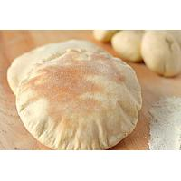 Quality Arabic Pita And Lebanese Bread Making Machine With Proffer Of Humidity And Heating Controlled By PLC for sale