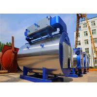 Quality High Efficiency Fire Tube Gas Steam Boiler Fuel Fired Condensing For Food Factory for sale