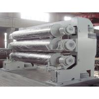 Quality rubber roll calender for paper making machine for sale