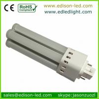 China 360 degree 6w LED Plug light compatible with ballast G24D 6W Corn light on sale