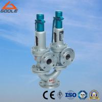 Quality A43h  China Steel / Stainless  Steel Twin Spring / Double Port Full Lift Flanged Type Safety Valve for sale