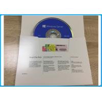 Quality Microsoft Windows Server 2016 Os Standard 64 Bit DVD With 5 User CALs for sale