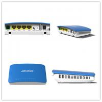 China 4FE VOIP WiFi  EPON FTTH ONT Equal As Huawei GPON ONT HG8546M Support QoS on sale