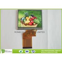 Quality 3.5 Inch TFT LCD Screen 320 * 240 High Brightness RGB Interface Compatible With LQ035NC211 for sale
