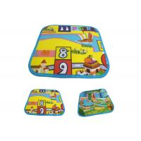 Buy cheap Custom Size Cute Kids Picnic Blanket Colored With Peva Waterproof Backing from wholesalers