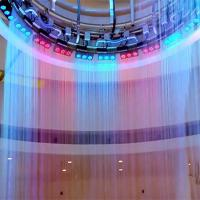 Quality Internal Classic Digital Water Curtain Fountain With CE ISO RoSH Certification for sale