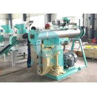 Quality Animal Feed Pellet Mill Press Machine 110kw 380V 50HZ Single Double Conditioner for sale