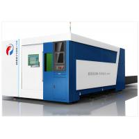 Quality CNC Sheet Metal Laser Cutting Machine Shipbuilding Oil Drilling IPG / RAYCUS Laser Source for sale