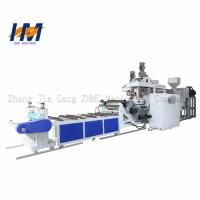 Quality PP PVC PE Foam Sheet Extrusion Line High Output For Chemical Industry for sale