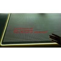 Quality Ultra thin LED Light Source Acrylic Sheet CNC Cutter Groove Engraving Machine for sale