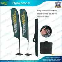 China Beach Flags & Flying Flags / Customized Feather Flag for Indoor or Outdoor Use on sale
